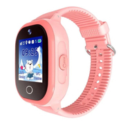 Часы Smart Baby Watch W9 Plus, розовые
