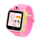Часы Smart Baby Watch GW1000, розовый