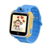 Часы Smart Baby Watch GW1000, голубой