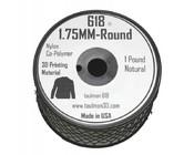 Nylon 618 1.75мм 0.45кг.