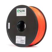 ABS пластик 1.75 мм (Оранжевый) 1кг