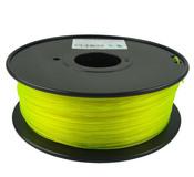 PC пластик 1.75мм (Желтый) 1кг