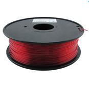 PETG пластик 1.75мм (Красный) 1кг