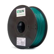 PLA пластик 1.75 мм (Зеленый) 1кг