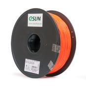 PLA пластик 1.75 мм (Оранжевый) 1кг