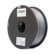PLA пластик 1.75 мм (Серебро) 1кг