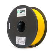 PLA пластик 1.75 мм (Желтый) 1кг